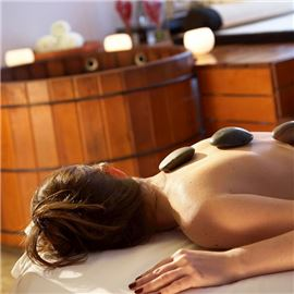 Hot Stones Treatment